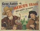Melody Trail - Movie Poster (xs thumbnail)