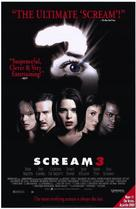 Scream 3 - Video release poster (xs thumbnail)