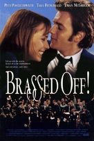 Brassed Off - Movie Poster (xs thumbnail)