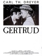 Gertrud - French Movie Poster (xs thumbnail)