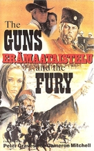 The Guns and the Fury - Finnish VHS cover (xs thumbnail)