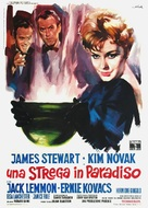 Bell Book and Candle - Italian Movie Poster (xs thumbnail)