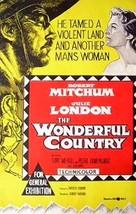 The Wonderful Country - Australian Movie Poster (xs thumbnail)