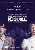 The Double - Australian Movie Poster (xs thumbnail)