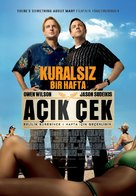Hall Pass - Turkish Movie Poster (xs thumbnail)