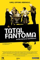 Tatal fantoma - Romanian Movie Poster (xs thumbnail)