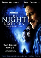 The Night Listener - DVD cover (xs thumbnail)
