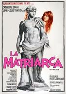 La matriarca - Italian Movie Poster (xs thumbnail)