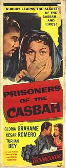 Prisoners of the Casbah - Movie Poster (xs thumbnail)