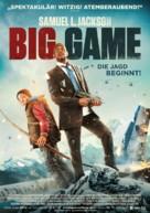 Big Game - German Movie Poster (xs thumbnail)