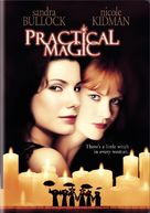 Practical Magic - DVD cover (xs thumbnail)