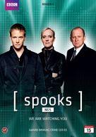 """""""Spooks"""" - Danish DVD movie cover (xs thumbnail)"""