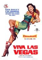 Meet Me in Las Vegas - Spanish Movie Poster (xs thumbnail)