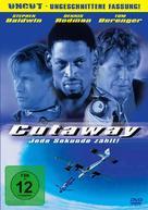 Cutaway - German Movie Cover (xs thumbnail)
