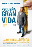 Downsizing - Argentinian Movie Poster (xs thumbnail)