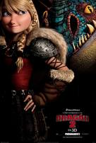 How to Train Your Dragon 2 - Mexican Movie Poster (xs thumbnail)