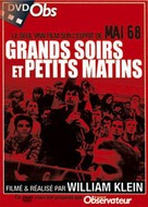 Grands soirs & petits matins - French Movie Cover (xs thumbnail)