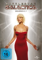"""Battlestar Galactica"" - German DVD movie cover (xs thumbnail)"