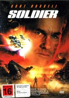 Soldier - New Zealand DVD movie cover (xs thumbnail)
