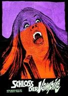 House of Dark Shadows - German Movie Poster (xs thumbnail)