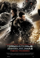 Terminator Salvation - Lithuanian Movie Poster (xs thumbnail)