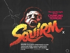 Squirm - British Movie Poster (xs thumbnail)