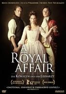 En kongelig affære - Swiss DVD cover (xs thumbnail)