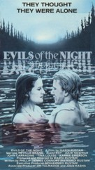 Evils of the Night - VHS movie cover (xs thumbnail)