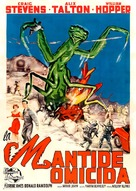The Deadly Mantis - Italian Movie Poster (xs thumbnail)