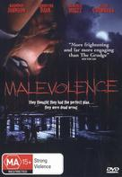 Malevolence - Australian Movie Cover (xs thumbnail)