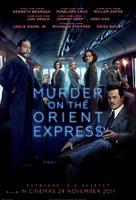 Murder on the Orient Express - South African Movie Poster (xs thumbnail)