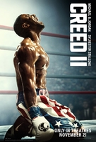 Creed II - Movie Poster (xs thumbnail)