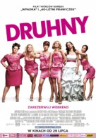 Bridesmaids - Polish Movie Poster (xs thumbnail)