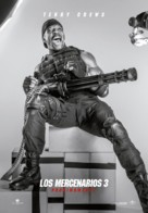 The Expendables 3 - Spanish Movie Poster (xs thumbnail)