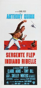 Flap - Italian Movie Poster (xs thumbnail)