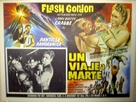 Flash Gordon's Trip to Mars - Mexican poster (xs thumbnail)