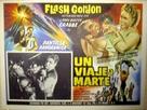 Flash Gordon's Trip to Mars - Mexican poster (xs thumbnail)