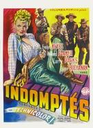 Renegades - Belgian Movie Poster (xs thumbnail)