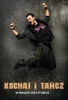 Kochaj i tancz - Polish Movie Poster (xs thumbnail)