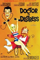 Doctor in Distress - British Movie Poster (xs thumbnail)