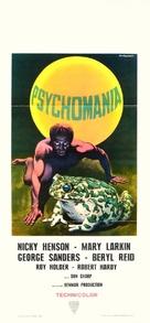Psychomania - Italian Movie Poster (xs thumbnail)