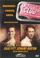 Fight Club - German DVD movie cover (xs thumbnail)