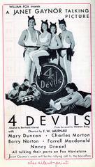 4 Devils - poster (xs thumbnail)
