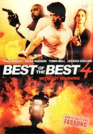 Best of the Best: Without Warning - German DVD cover (xs thumbnail)
