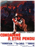 Law of the Lawless - French Movie Poster (xs thumbnail)