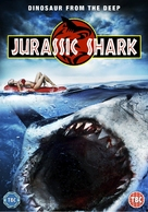Jurassic Shark - British DVD cover (xs thumbnail)