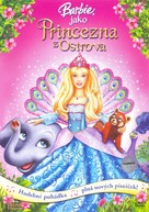 Barbie as the Island Princess - Czech Movie Cover (xs thumbnail)