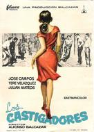 Los castigadores - Spanish Movie Poster (xs thumbnail)