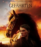 War Horse - German Blu-Ray cover (xs thumbnail)