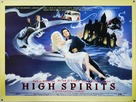 High Spirits - British Movie Poster (xs thumbnail)